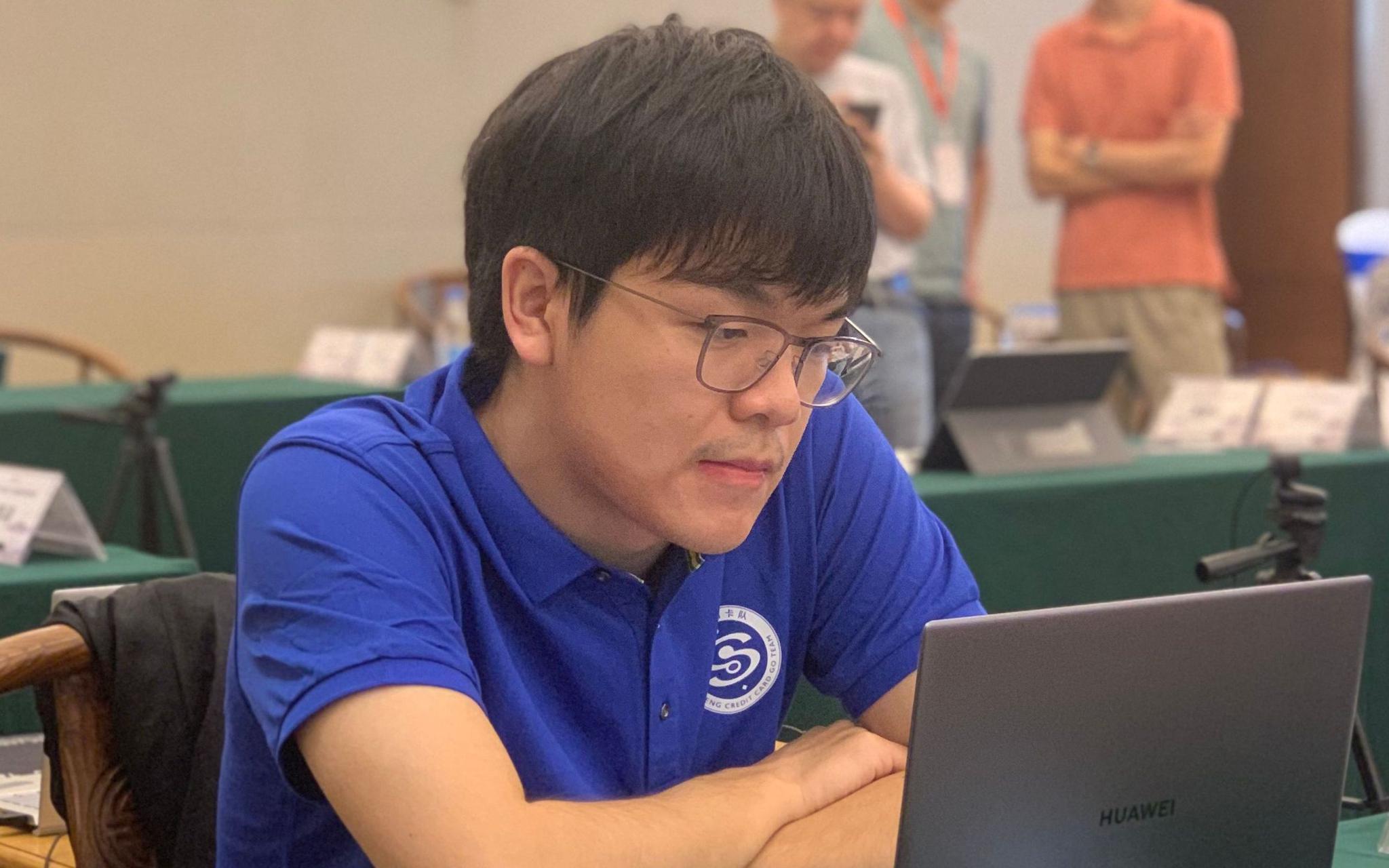 中韩围棋第一人硬碰硬,柯洁申真谞争夺三星杯冠军图片
