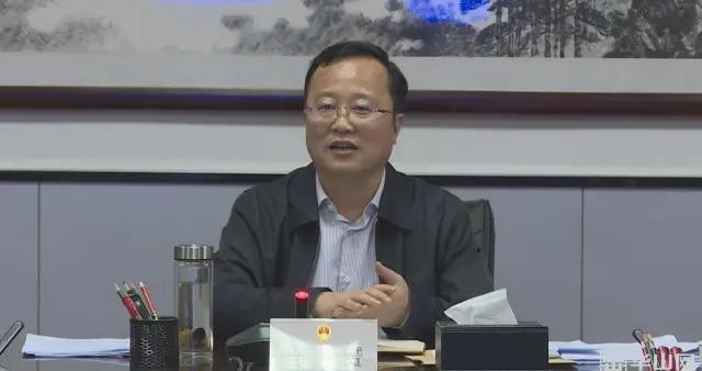 渭南市五届人大常委会召开第93次主任会议