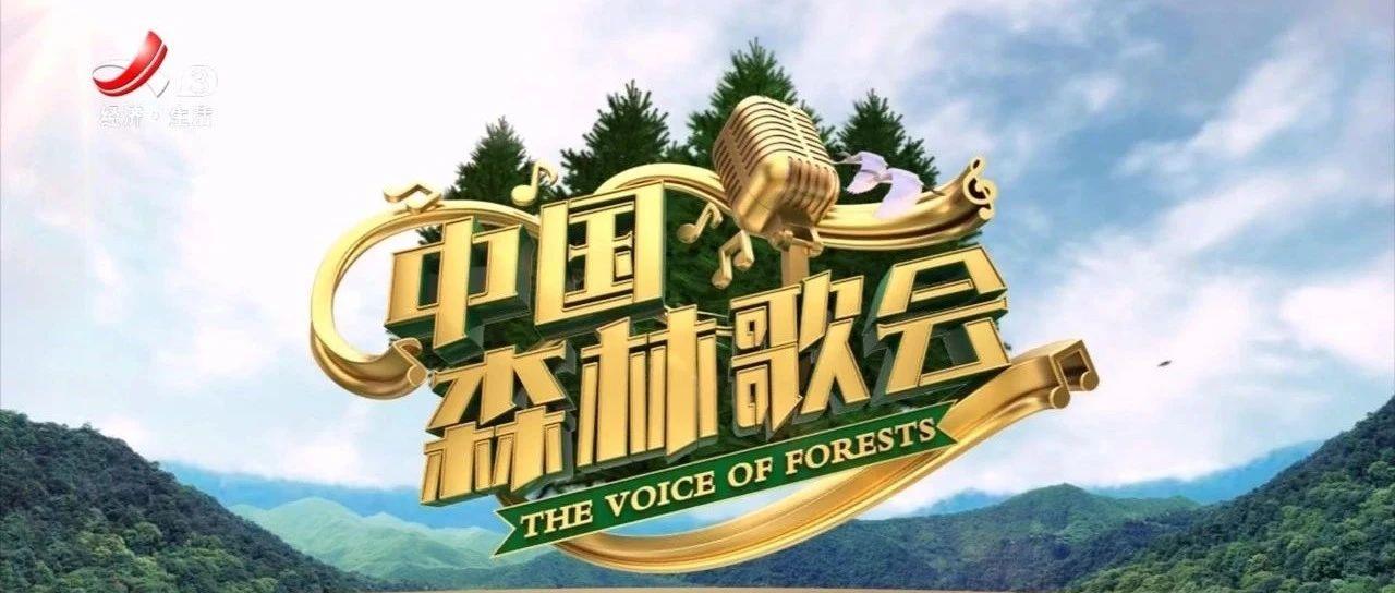"""《听!中国森林歌会》唱响""""龙虎天下绝"""""""