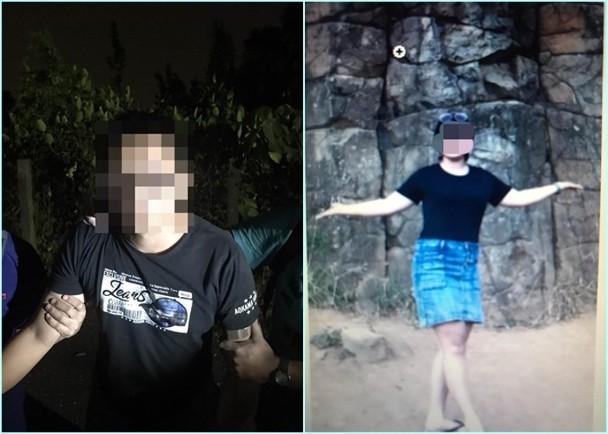台湾男子随机勒毙女大学生 陪伴裸尸19小时后弃山坡