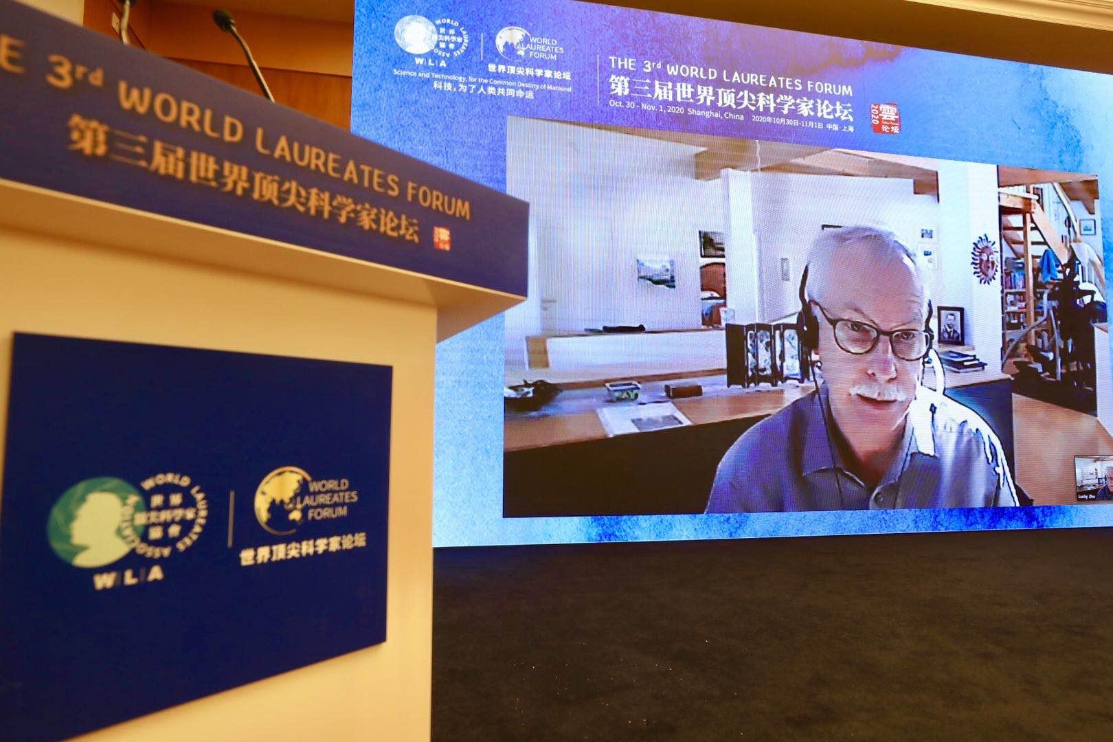 世界顶尖科学家论坛 | 2011年拉斯克基础医学奖得主哈特尔:跨学科不要盲目!先找问题,再找合作者