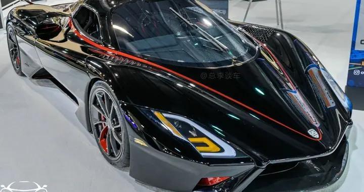 全球最快量产车,这款车一出,布加迪和柯尼塞格有点慌了