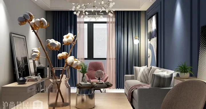 103平米的三居室,采用北欧风格装修的效果如何呢?