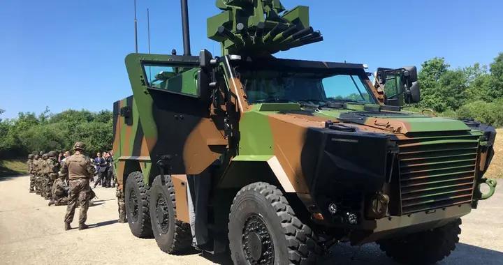 令人期待的新装备!法国军队追加装甲车,谋打造一支全新陆军吗?