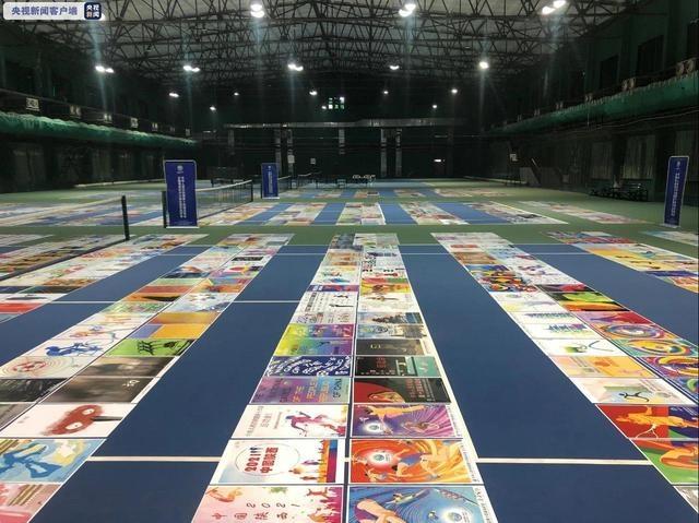 第十四届全运会主题海报设计方案作品评审 2400余幅作品参选