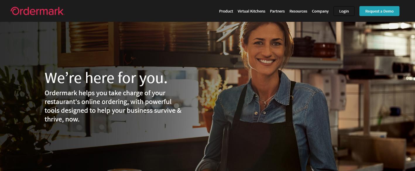 为餐厅提供订单支付和管理平台,「Ordermark」获1.2亿美元C轮融资