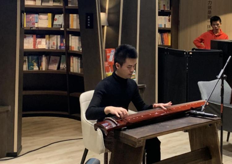 """感受""""国技""""魅力!重庆出版集团举办""""巴山雅瑟 渝水和琴""""琴学分享会"""