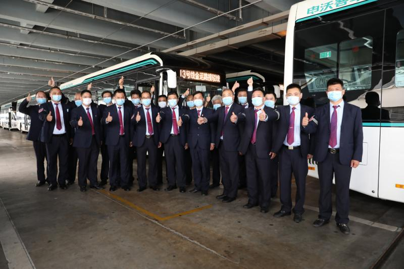 上海公交接驳轨交,9、12、13三条地铁客流可直达进博会场馆
