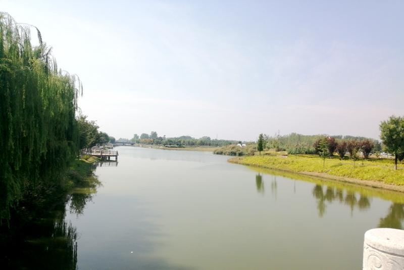 """谯城区:打好""""组合拳"""" 推动水环境质量持续改善"""