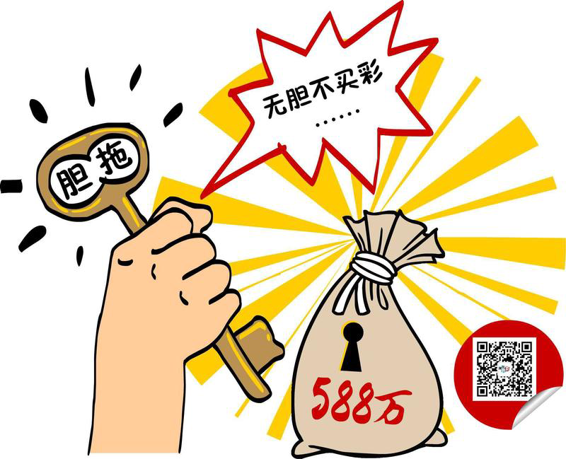 梅州大乐透588万元大奖得主率全家领奖!