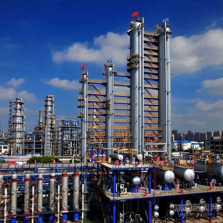 减油增化 省百大项目哈石化气分装置改造及聚丙烯项目建成投产