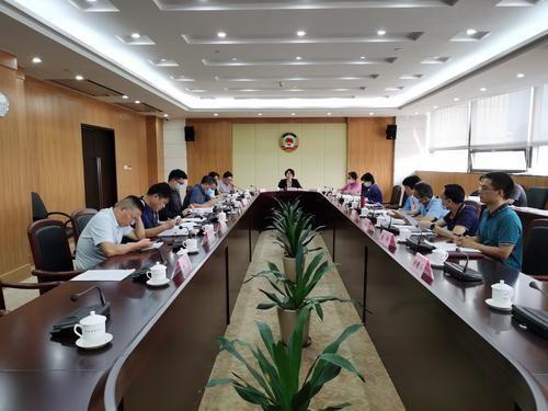 农工党东莞市委会理论学习中心组(扩大)专题学习会召开
