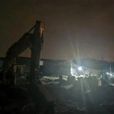 强制拆除整改 江阴这些违法占用耕地项目