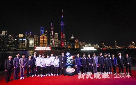 S10今晚迎来总决赛:电竞与上海的缘分未完待续