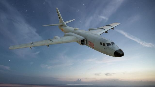 中国空军发布轰-6K模拟攻击关岛视频 美媒有些慌了