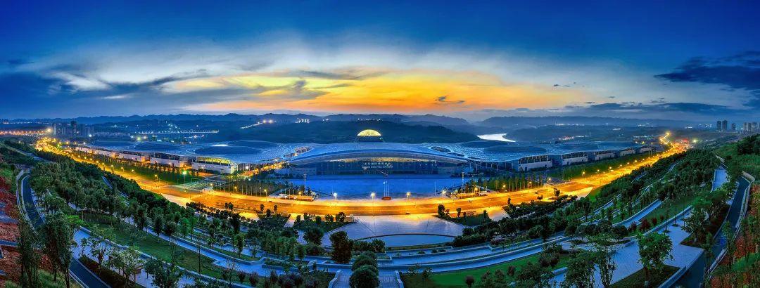假期到两江新区,赴一场时空穿梭之旅图片