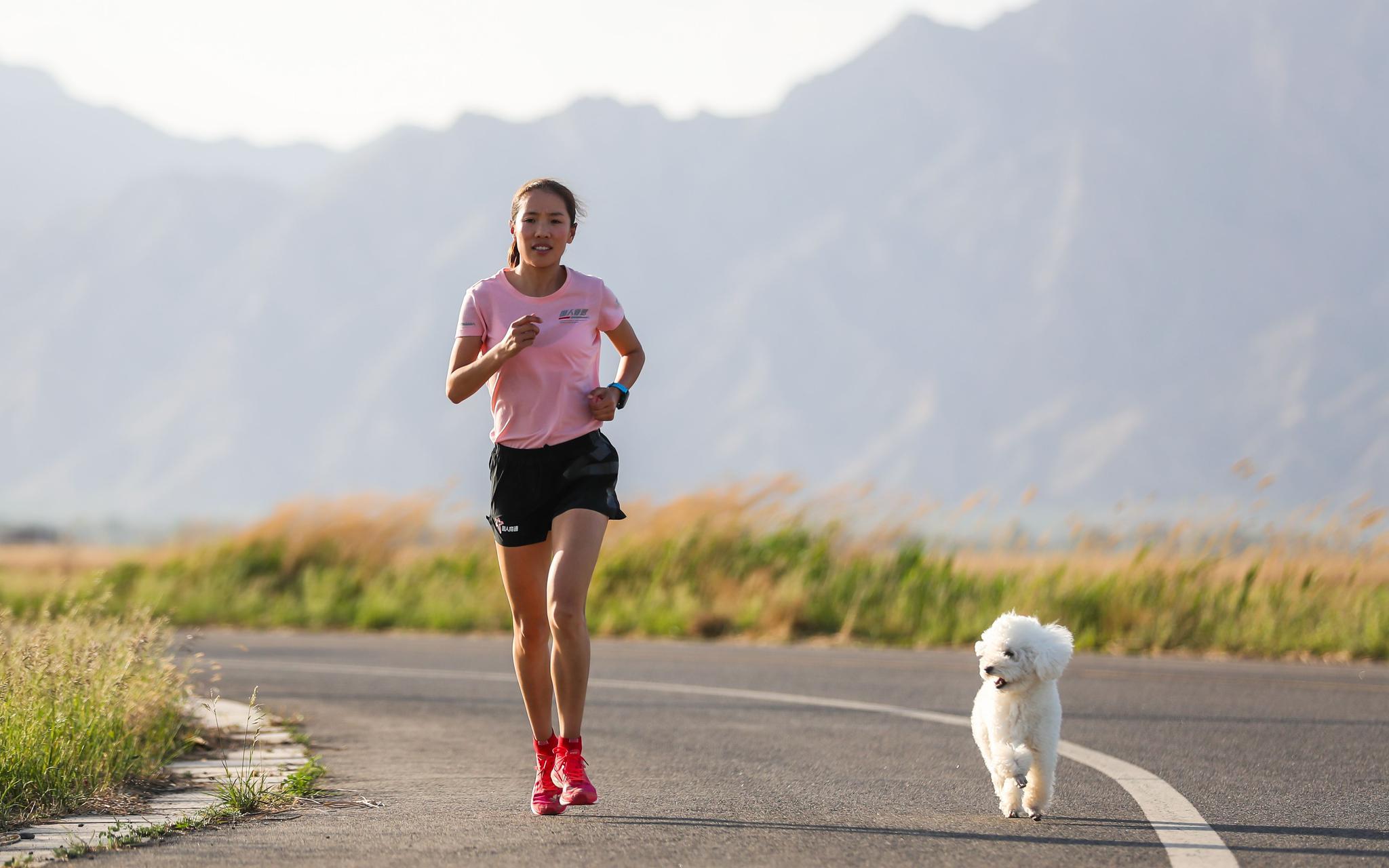 专访|马拉松名将何引丽:为奥运会再拼一把图片