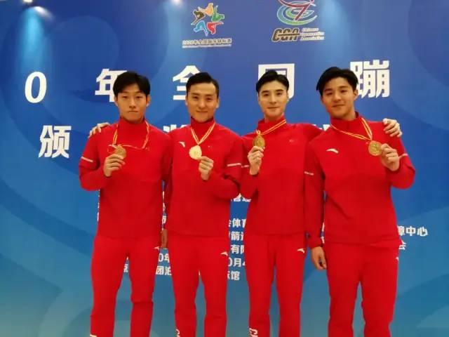 2020蹦床全锦赛收官 董栋:对奥运争金很有信心