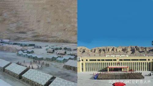 """这是西藏边防团的""""野战营""""???图片"""