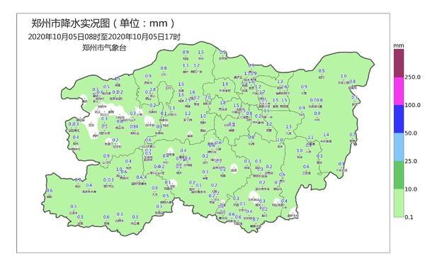 郑州未来一周雨水多吗?阴雨天气恐怕将成主题词