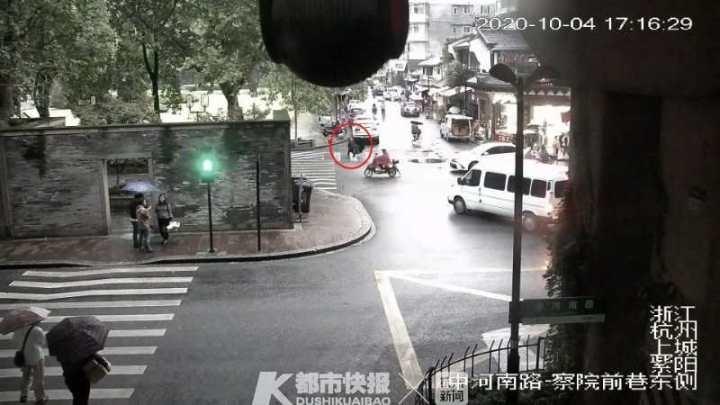 乐彩彩票:91岁老妇落选 杭州商城公安展开激烈寻人接力赛
