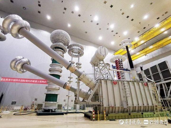800 kV换流变压器!全球首款清洁能源输送