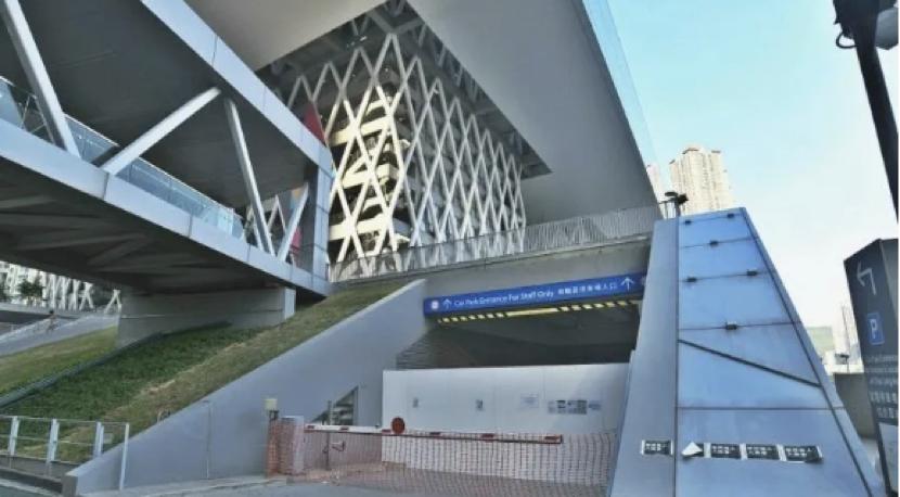 """香港专业教育学院(IVE)将军澳李惠利分校。图源:""""星岛网"""""""