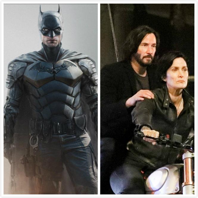 《蝙蝠侠》延档到后年3月4日,《黑客帝国4》提档至明年圣诞图片