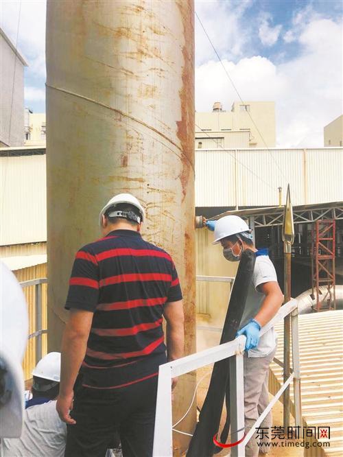 蓝天攻坚行动⑰ | 东莞开展五大专项行动 防控臭氧和颗粒物图片