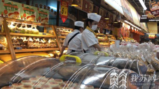 南京过期月饼报废处理 包装礼盒来年再用