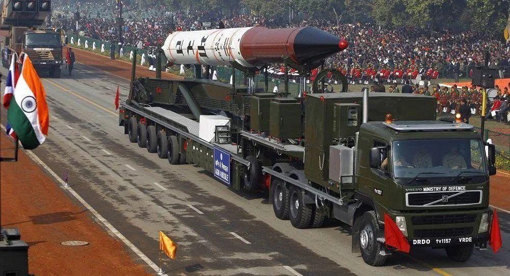 警惕!印度导弹将借力美国攻击目标图片