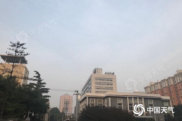 北京能见度转差局地大雾扰出行 夜间山区有小雨图片