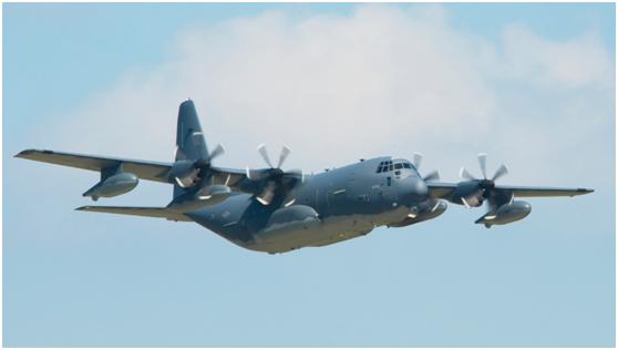 美国空军MC-130J特种作战飞机