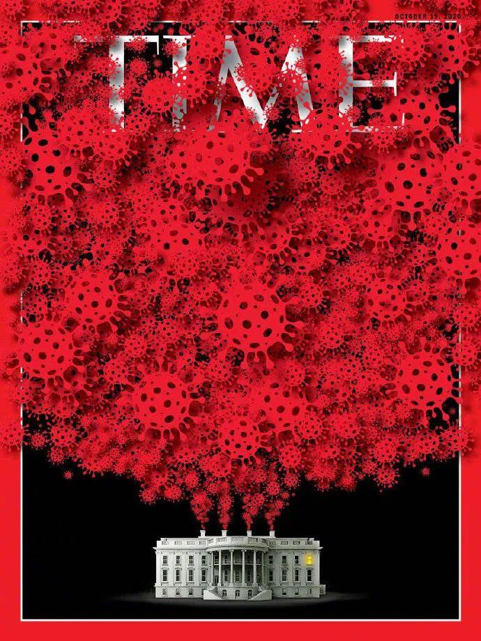 最新一期《时代周刊》封面