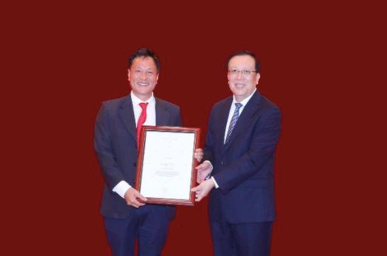 """北大教授俞孔坚获""""人居环境和风景园林设计领域的诺贝尔奖""""图片"""