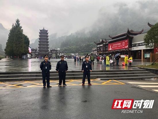 武陵源区交通局圆满完成国庆、中秋假期运输保
