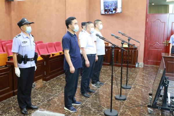 涉案公职人员多将刑案降为治安处罚,甘肃宁县公安三领导获刑