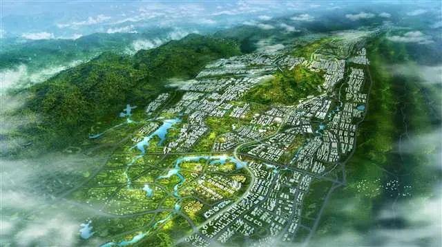 """这里是""""科学家的家 创业者的城""""图片"""