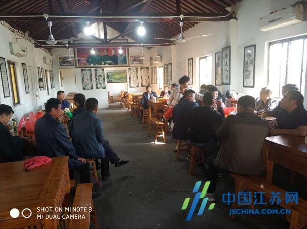 兴化陈宝镇:乡镇在努力 两个节日在成长