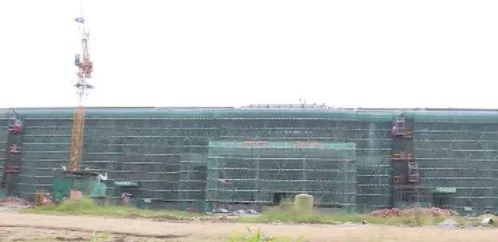 ope官方网站:兴宁市人民医院新项目部主体异地搬迁 已进入装修和设备安装阶段