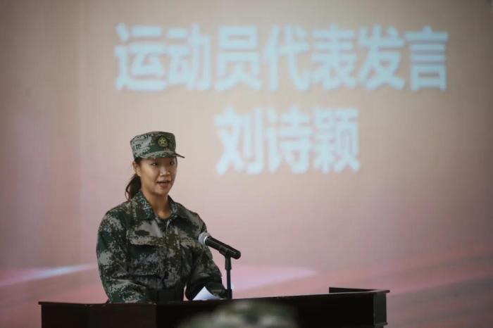 激励奥运备战斗志!国家田径队开展军事纪律培训