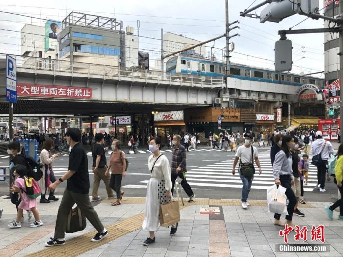 日本新增新冠确诊624例 东京都吁民众持续保持警惕