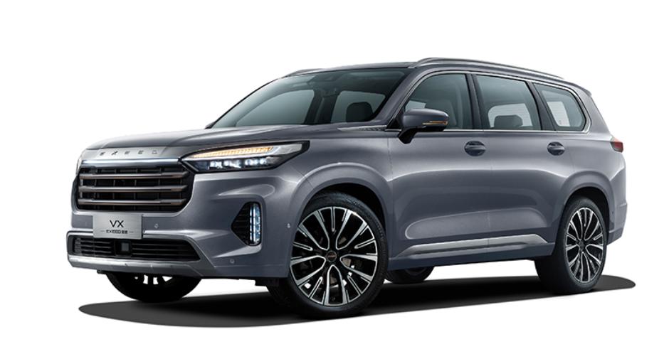 星途VX切入大7座SUV领域 自主高端激战15-20万元市场