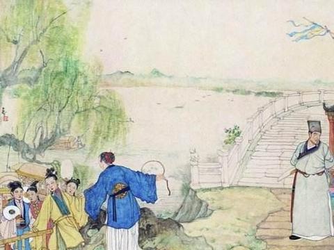 《儒林外史》中的吃喝:老骗子的最后一搏
