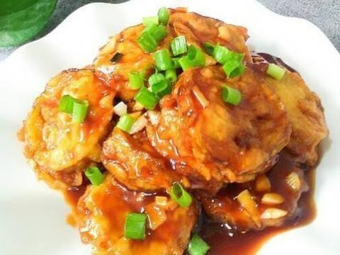 美味家常菜:黄瓜木耳炒鸡蛋,蚝油蒜香茄盒,尖椒牛肉末