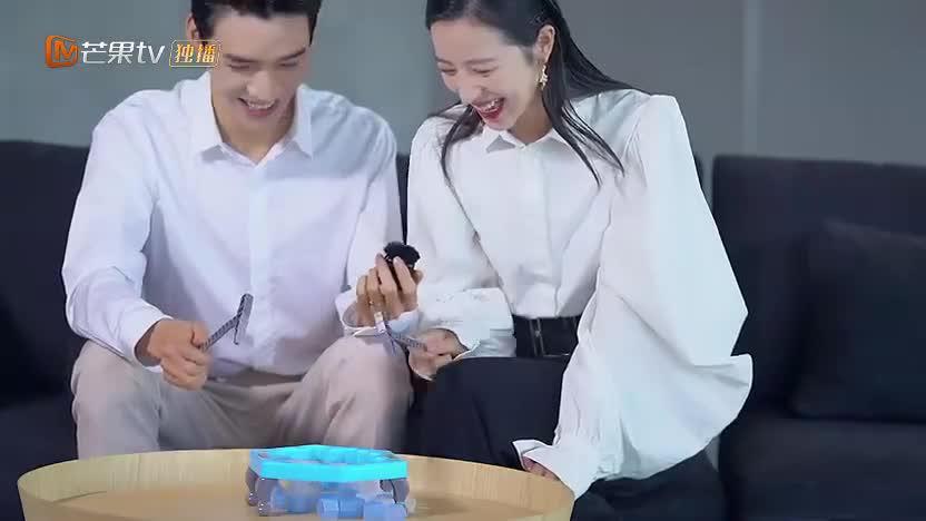 """""""方凌永驻""""独家专访第一弹:新婚夫妇在线拆台 本质都是糖!"""