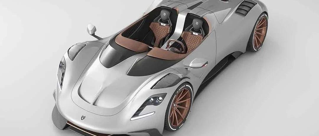 无顶超跑新势力!Ares Design S1 Project Spyder