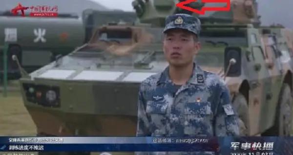 空降兵战车配备战场敌我识别系统 国产战车敌我识别跃居当今前列
