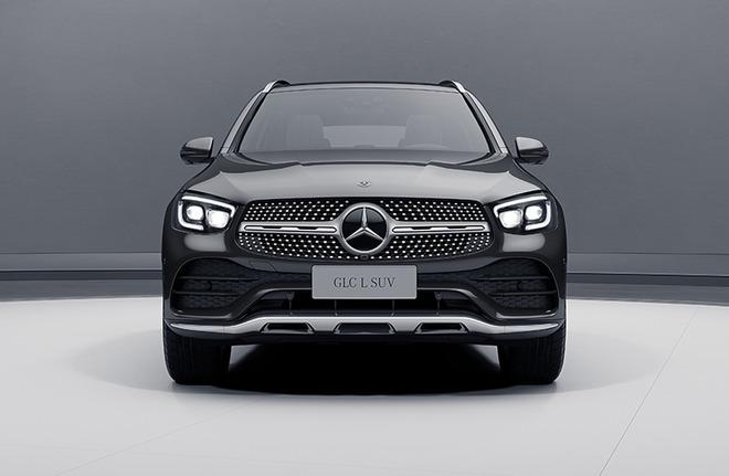 推5款车型/售价39.78万起 2021款奔驰GLC上市