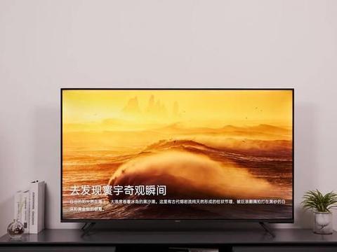 OPPO智能电视R1图赏:4K分辨率+悬浮全面屏,值得入手3K智能电视